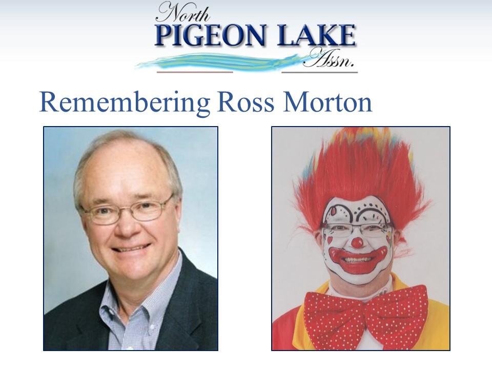 Ross Morton remember